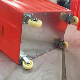 常山定制款方箱塑料方箱电子厂用周转箱牛筋桶出口产品