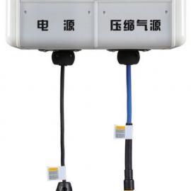供应自动排管器、弹簧收管器、汽车美容组合卷盘、清洗卷管器