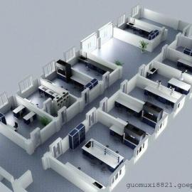 现代科学环保实验室建设理化实验室化学实验室建设