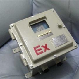 防爆仪表温控箱带面板操作柱可视窗