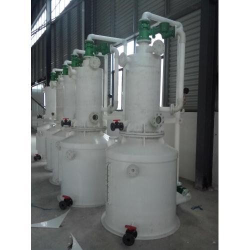 一力牌SPBZ-L聚丙烯立式环保水喷射真空机组