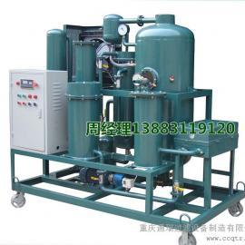 润滑油板框加真空多功能超大纳污量滤油机ZJD-K