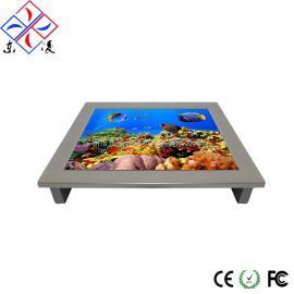 10.4寸WIN7/XP系统工业平板电脑支持CAN