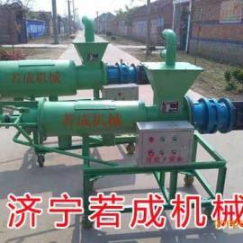 江西吉安牛粪干湿脱水机――RC200粪固液分离机