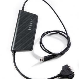 五通道can总线USB接口 CAN总线智能分析仪 Kvaser Memorator
