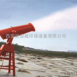 庆阳煤厂用水雾除尘设备雾炮风机