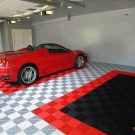 洗车房新型拼接格栅排水板