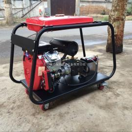 350公斤5000PSI汽油高压清洗机RJHT-3521