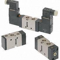 SMC 电磁先导气动控制阀 VF3230-5D1-02