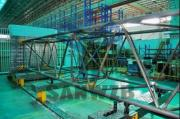 塔式起重机节臂架焊接组对工装夹具,钢结构数控组对中心