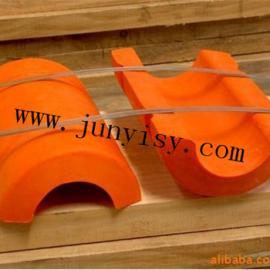 孔径16公分管道塑浮筒 直径400高600塑料浮体
