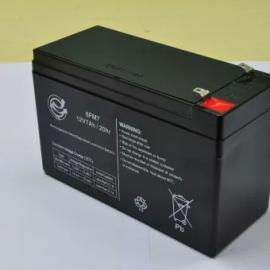 正品理士蓄电池12V7AH电瓶DJW12-7.0