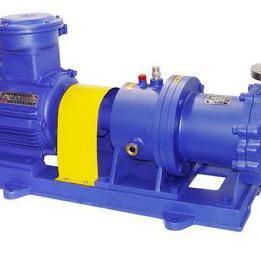CQG型耐高�卮帕���与x心泵