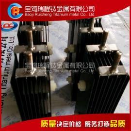 厂家直销污水处理用钛标准电池 次氯酸钠发作器用钛标准电池组