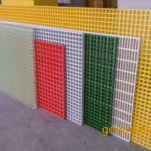 广东环保玻璃钢格栅 玻璃纤维地沟盖板
