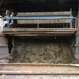 自动保压污泥脱水压滤机