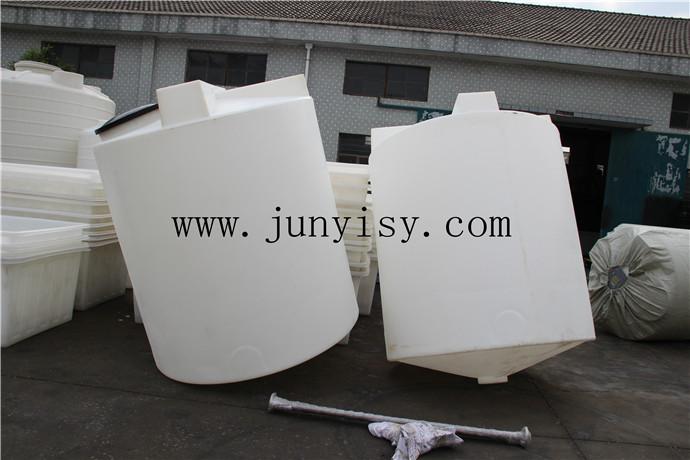 3立方耐酸耐碱储罐药箱 水处理*的PE药箱
