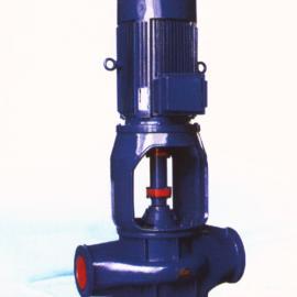 SLB系列便拆立式�p吸�x心泵