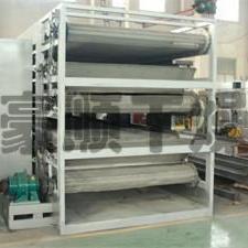 DW 瓜子专用网带式干燥机技术
