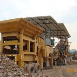 广东阳江专业研制建筑垃圾处理设备/广场制砖机工艺配置方