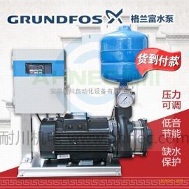 丹麦格兰富CM10-3变频恒压供水自动增压泵