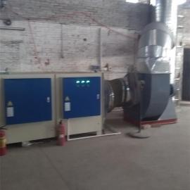 广东油漆废气处理成套设备,等离子废气净化器