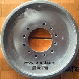 青铜磨边轮+金刚石干磨轮+淄博荣普LB-W-D1+砂轮磨轮金属结合金刚