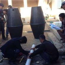 即墨市厕所改造化粪池 小型家用塑料化粪池 别墅小区化粪池