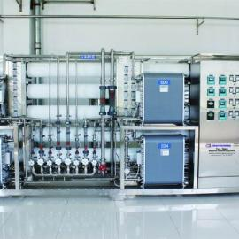 湖南水处理设备厂家,湖南工业纯水设备,EDI反渗透设备