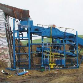 印尼旱地选金机械,旱地选金设备,沙金设备,沙金机械