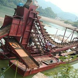 淘金船,淘金船厂家,淘金船商家