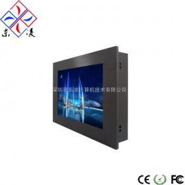 12寸12.1寸无风扇无线缆防震工业平板电脑