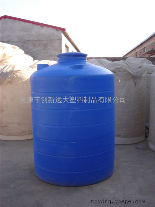 污水处理配套pe水箱