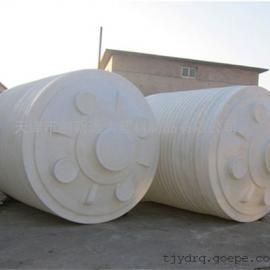 30吨清洗水箱,30立方水处理pe清洗水箱