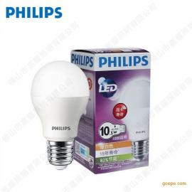 飞利浦LED球泡 10.5W E27螺口节能灯