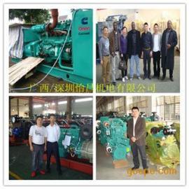 靖西二手发电机买卖柴油发电机租赁310千瓦250KW