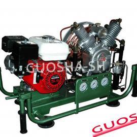 便携式GS-206型高压空气压缩机
