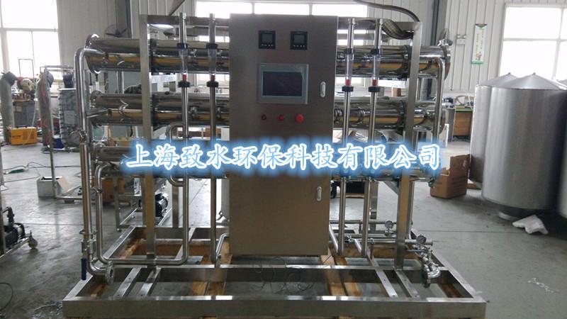 上海医药纯化水制取设备ZSYA-S2000L