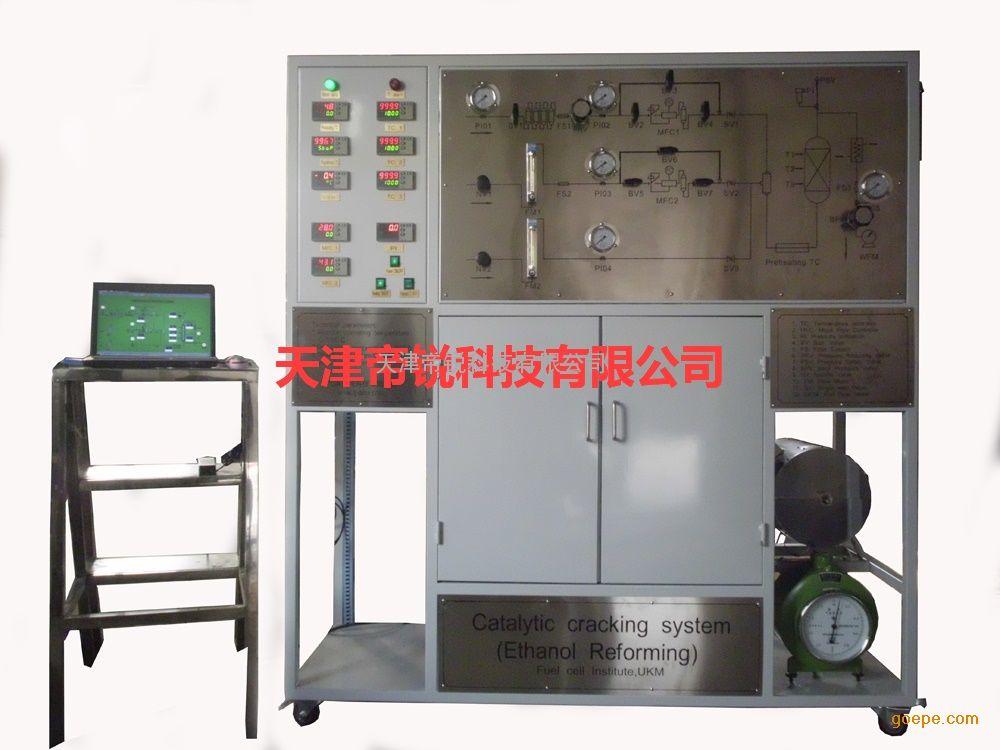 天津大学不锈钢精馏设备 固定床