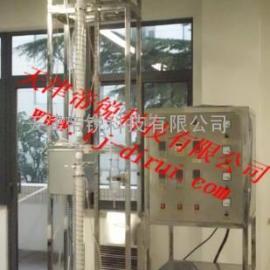 供应广州石英玻璃精馏实验装置