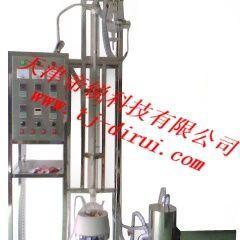 河北工业大学技术,常压深冷玻璃精馏装置