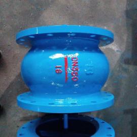 HC41X铸铁消声止回阀生产厂家