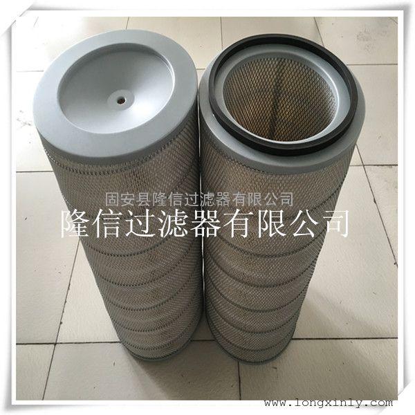 自洁式空气过滤器配套滤筒 除尘器滤筒 STX-Z3266
