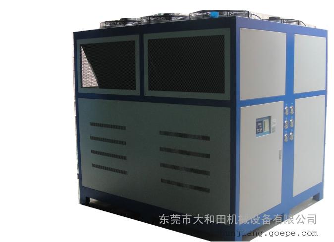 信易风冷式冷水机,瑞朗30HP风冷式冰水机