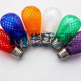 S14/ST45球泡灯,LED指示照明装饰灯 S14圣诞装饰灯 S14神台灯泡