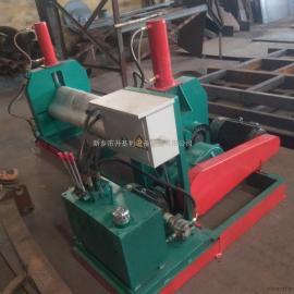 液压三辊自动卷板机