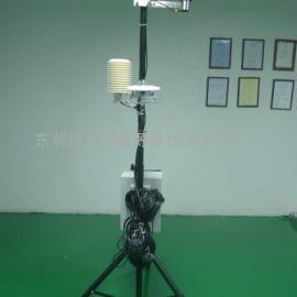 东莞气象厂家 四要素自动气象站 便携式小型气象环境监测仪