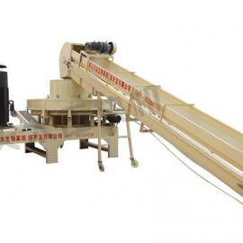 木屑,糠醛渣木糖渣等再加工利用设备---天太牌压块机