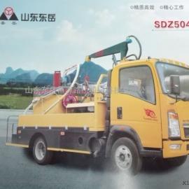 圣岳牌路面灌缝机,国内专业的灌缝机制造商