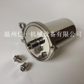 供应气动管路专用气体过滤器/不锈钢蒸汽过滤器/空气过滤器